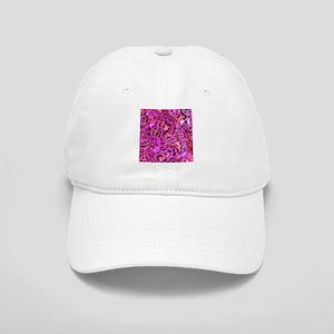 Intricate Emotions, hot pink Cap