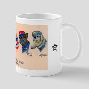 PIT BULL - WWI Propaganda Mug