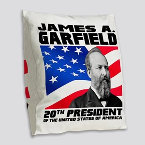 20 Garfield Burlap Throw Pillow