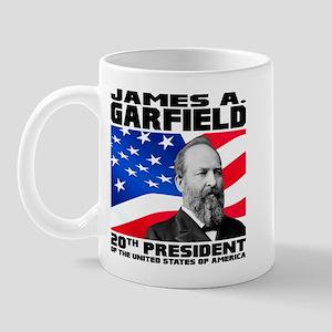 20 Garfield Mug