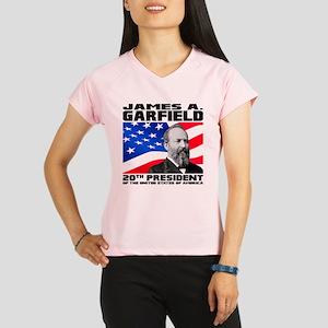 20 Garfield Performance Dry T-Shirt