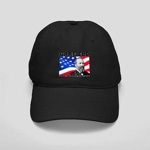 20 Garfield Black Cap