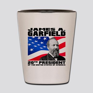 20 Garfield Shot Glass