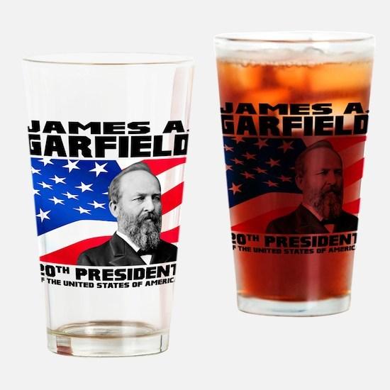 20 Garfield Drinking Glass