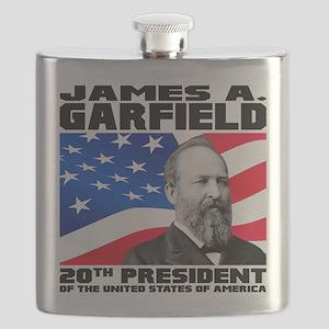 20 Garfield Flask