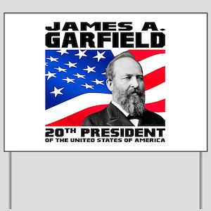 20 Garfield Yard Sign