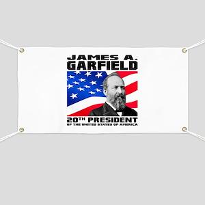 20 Garfield Banner