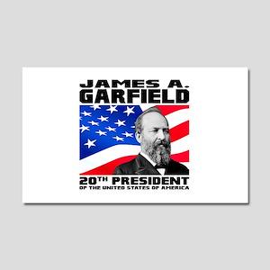 20 Garfield Car Magnet 20 x 12