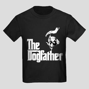 French Bulldog Kids Dark T-Shirt
