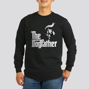 French Bulldog Long Sleeve Dark T-Shirt