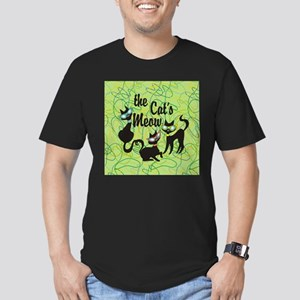 The Cat's Meow Green T-Shirt