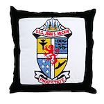 USS JOHN S. MCCAIN Throw Pillow
