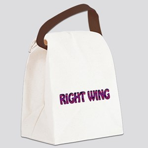 Right Wing Canvas Lunch Bag