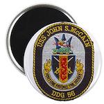 USS JOHN S. MCCAIN Magnet