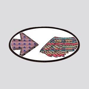 Right Wing Patch