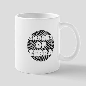 Shades of Zebra Mugs