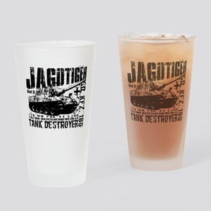 JAGDTIGER Drinking Glass