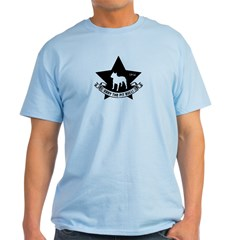 Obey the Pit Bull! Star Icon T-Shirt
