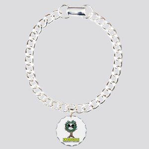 Envirodale Community College Charm Bracelet, One C