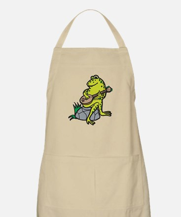 Silly Frog Play Guitar BBQ Apron
