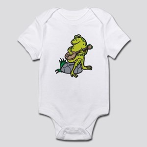 Silly Frog Play Guitar Infant Bodysuit