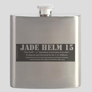 Jade Helm 15 Flask