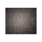 Hubble Omega Centauri Cluster Throw Blanket