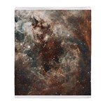 Hubble Telescope Tarantula Nebula Throw Blanket