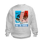 United We Stand Kids Sweatshirt