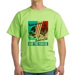 United We Stand (Front) Green T-Shirt