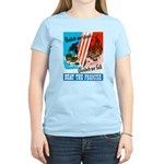 United We Stand (Front) Women's Light T-Shirt