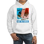 United We Stand (Front) Hooded Sweatshirt