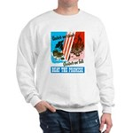 United We Stand (Front) Sweatshirt