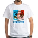 United We Stand (Front) White T-Shirt