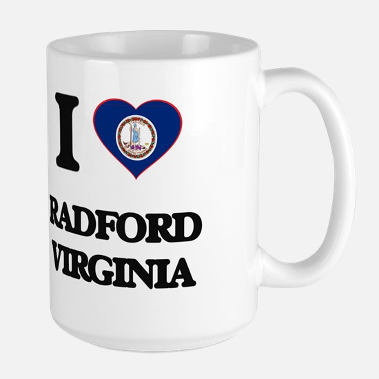 I love Radford Virginia Mugs