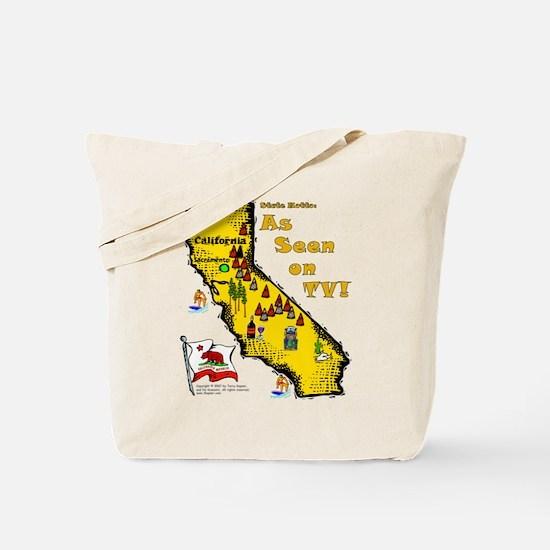 CA-As Seen! Tote Bag