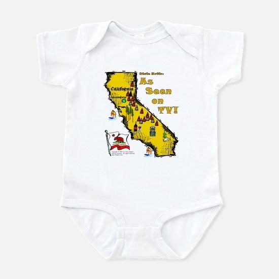 CA-As Seen! Infant Bodysuit
