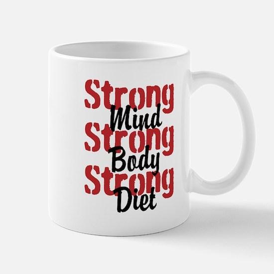 Mind Body Diet Mugs