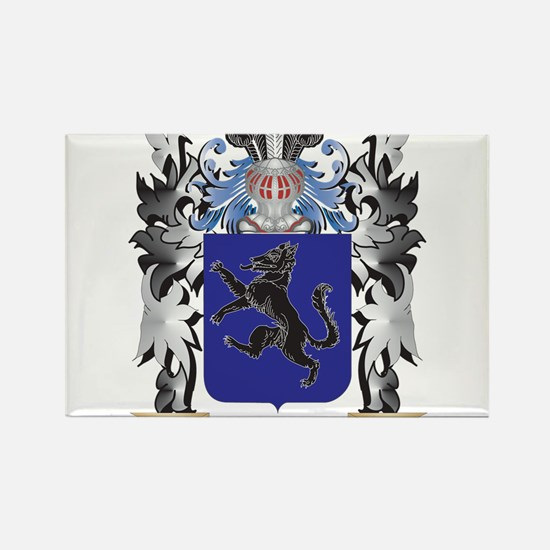 Aba Coat of Arms - Family Crest Magnets