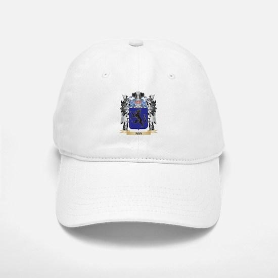 Aba Coat of Arms - Family Crest Baseball Baseball Cap
