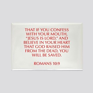 That if you confess with your mouth Jesus is Lord
