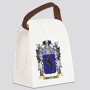 Abbatucci Coat of Arms - Family C Canvas Lunch Bag