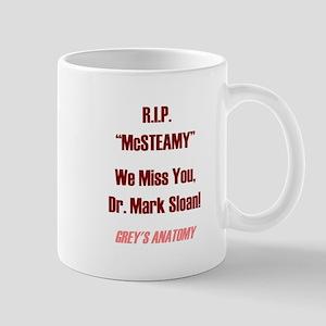 "RIP ""McSTEAMY"" Mug"