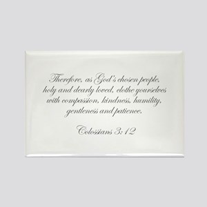 Therefore as God s chosen people holy and dearly l