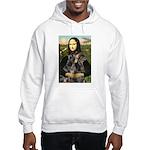 Mona's 2 Dobies Hooded Sweatshirt