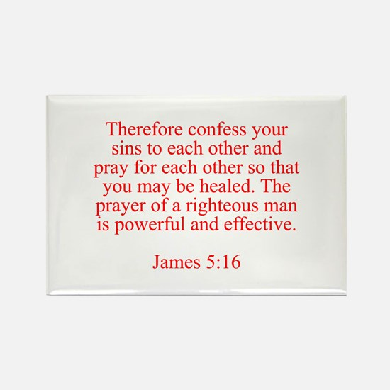 Therefore confess your sins to each other and pray