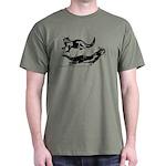 Oriental Small Clawed Otter Dark T-Shirt