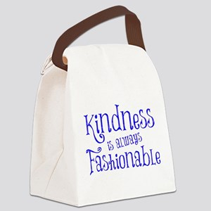 FASHIONABLE Canvas Lunch Bag