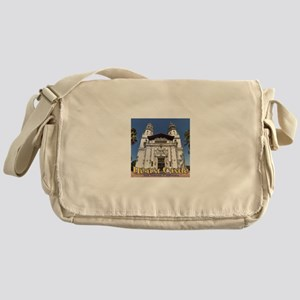 Hearst Castle Messenger Bag