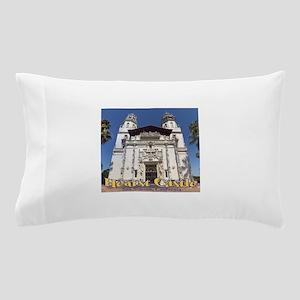 Hearst Castle Pillow Case